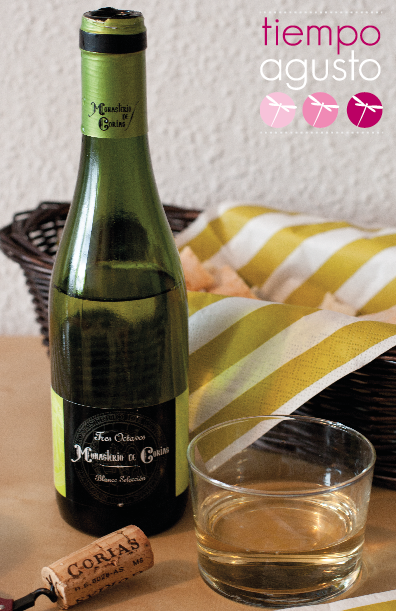 vino blanco  Monasterio de Corias