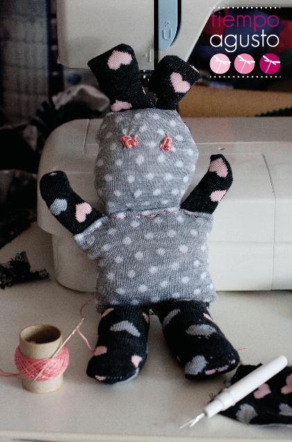 Muñeco de calcetines