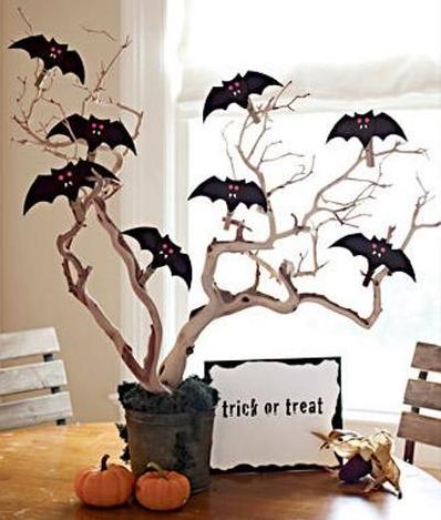 arbol halloween