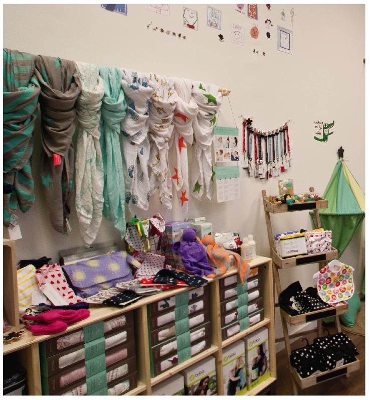 Hopp store, tienda de productos infantiles en Gijón
