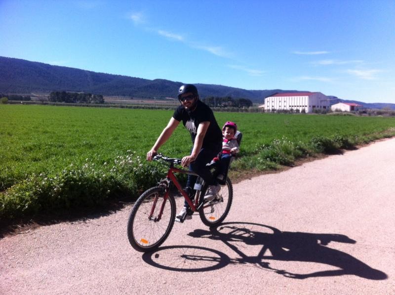 silla bici