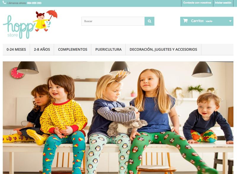 Hopp store tienda on-line